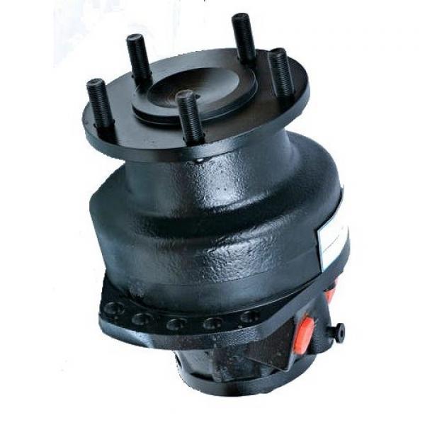 Kubota KX71-3S Hydraulic Final Drive Motor #1 image