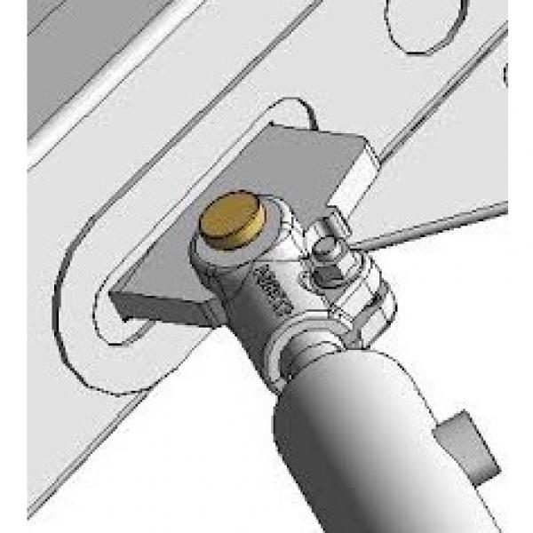 Gleaner A85 Reman Hydraulic Final Drive Motor #2 image