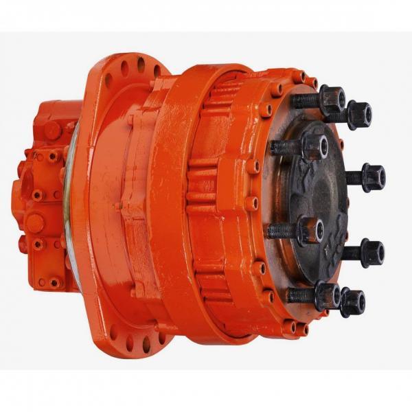 Bomag BW154 Reman Hydraulic Final Drive Motor #3 image