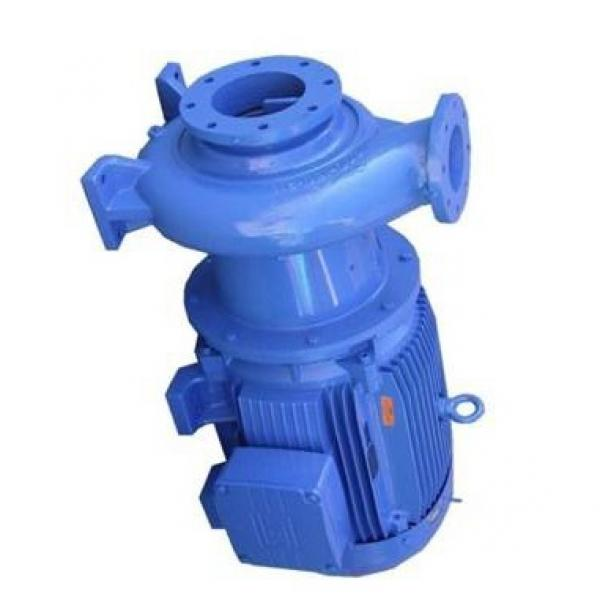 Case 450 2-spd Reman Split Pump Configuration Hydraulic Final Drive Motor #2 image
