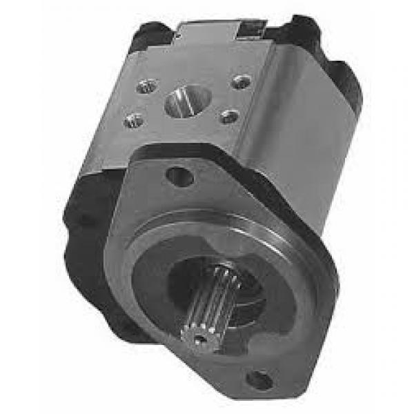Case 450 2-spd Reman Split Pump Configuration Hydraulic Final Drive Motor #3 image