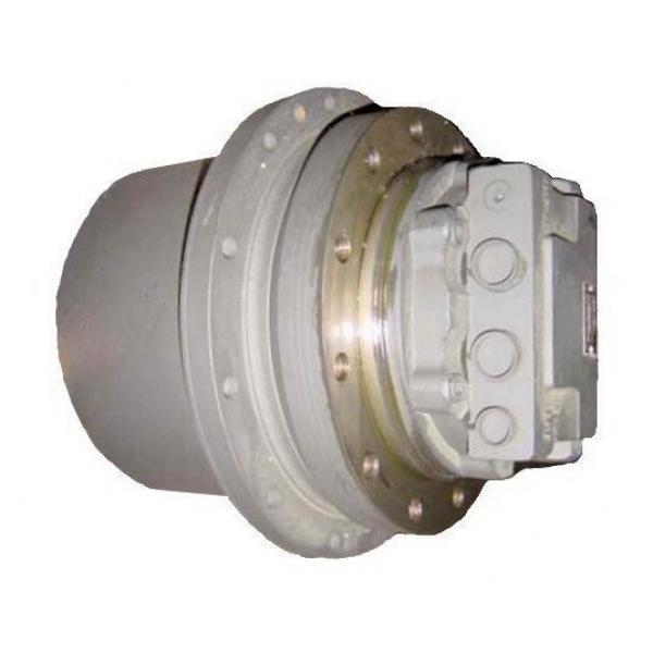 Komatsu D39PX-21A Reman Dozer Travel Motor #2 image