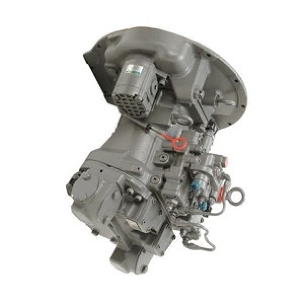 IHI 80NX Aftermarket Hydraulic Final Drive Motor #3 image