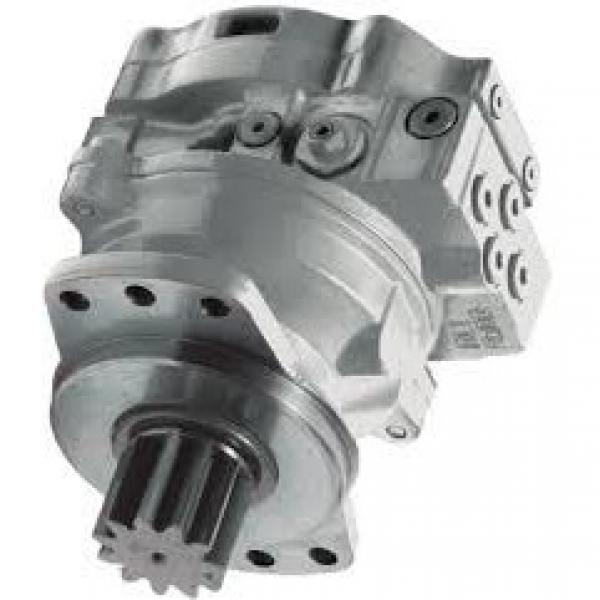 IHI 40J Hydraulic Final Drive Motor #2 image