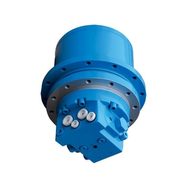 IHI 35G Hydraulic Final Drive Motor #3 image