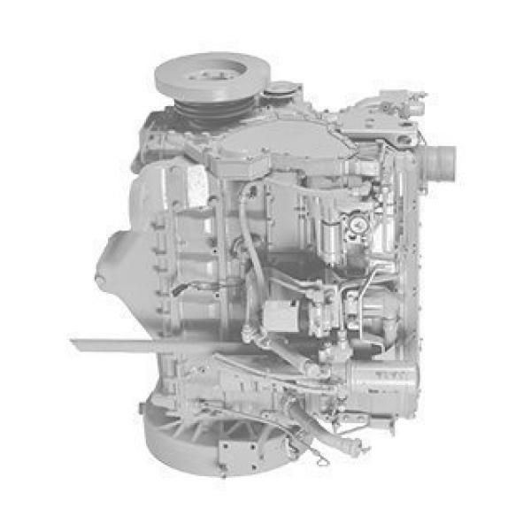 Daewoo SOLAR 71 III Eaton Hydraulic Final Drive Motor #3 image
