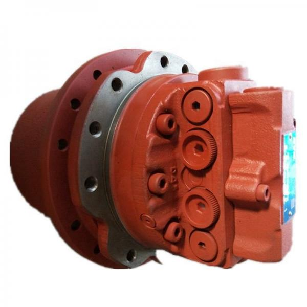 Daewoo SOLAR 55VT Hydraulic Final Drive Motor #2 image
