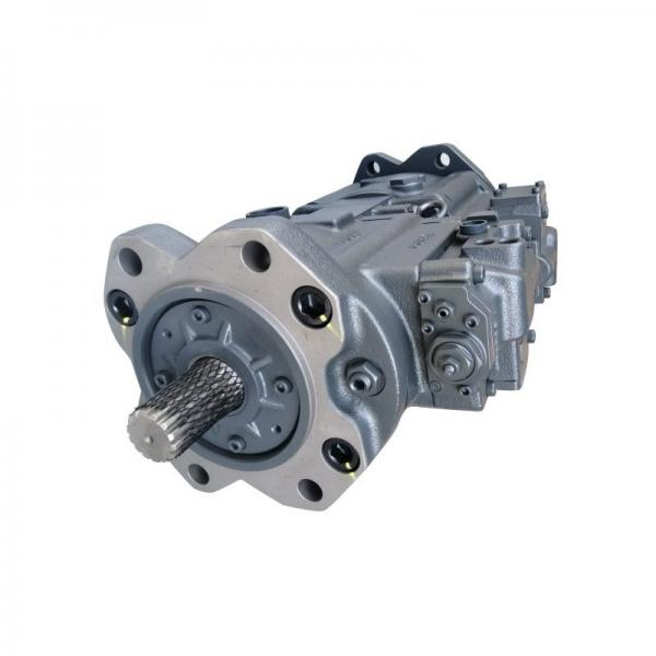 Daewoo SOLAR 015 PLUS Hydraulic Final Drive Motor #2 image