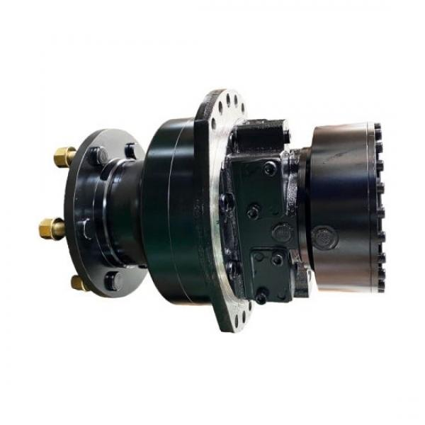 Case 9007B Aftermarket Eaton Hydraulic Final Drive Motor #1 image