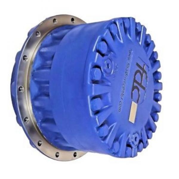 Kobelco LQ15V00019F1R Hydraulic Final Drive Motor #2 image