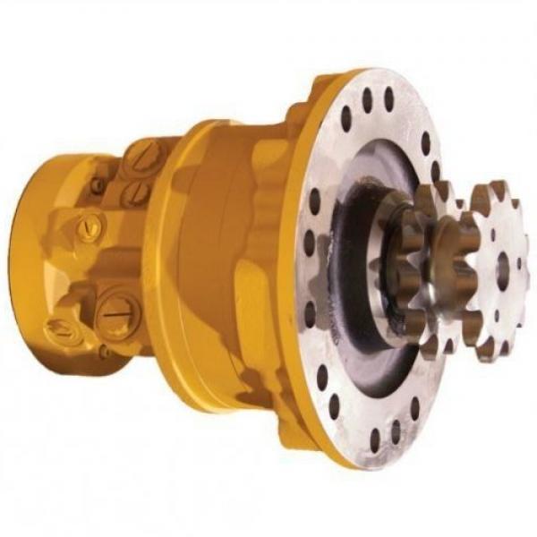 Kobelco SK15 Hydraulic Final Drive Motor #1 image