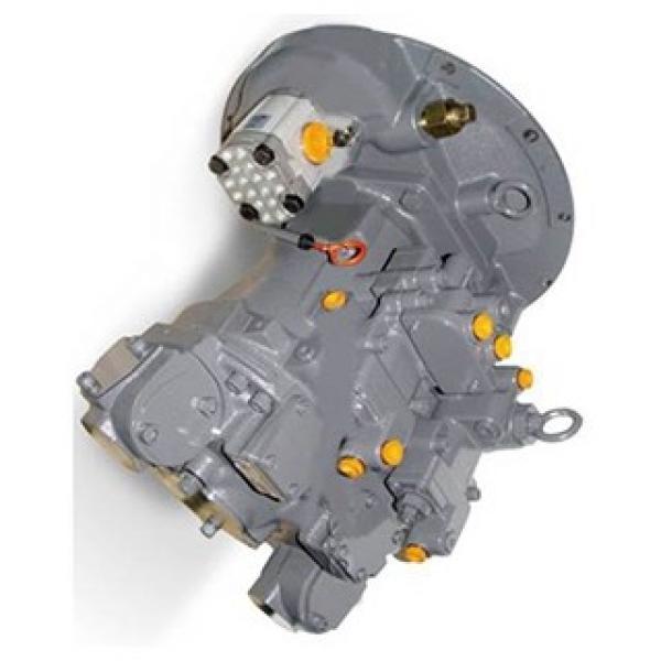 Kobelco LF15V00002F2 Aftermarket Hydraulic Final Drive Motor #1 image